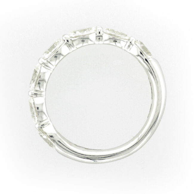Shared Prong Ring