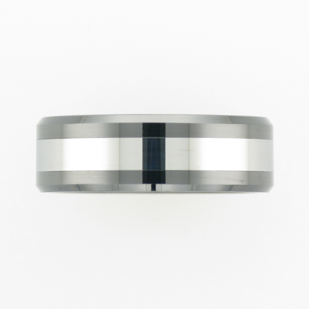 Tungsten and Ceramic Ring