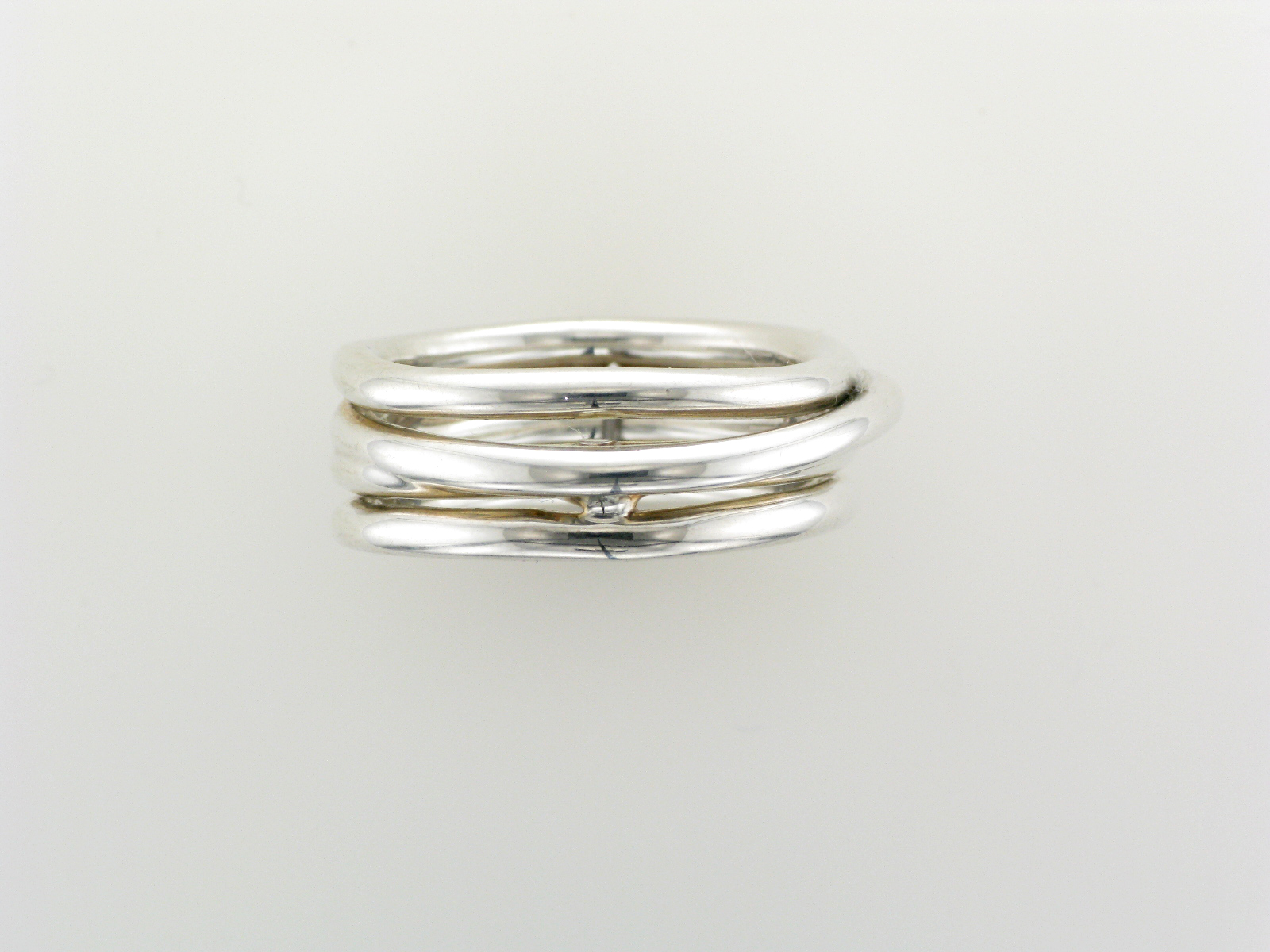 Sterling Wire Ring